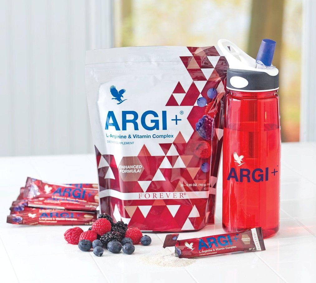 Díky Argi+ vaše cévy omládnou.
